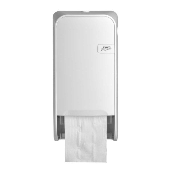 HYGMA Toiletpapierdispenser Dop wit