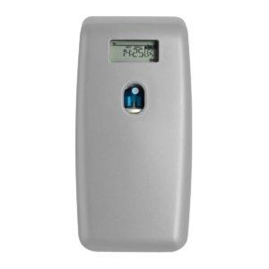 HYGMA Luchtverfrisser digitaal zilver