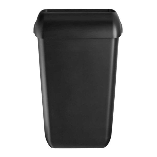 HYGMA Afvalbak 43l zwart