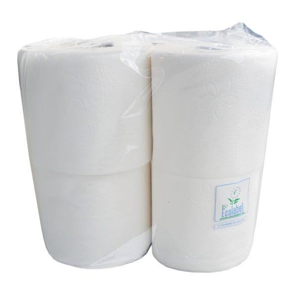 HYGMA Toiletpapier Traditioneel 400vel 2-laag Tissue Cell