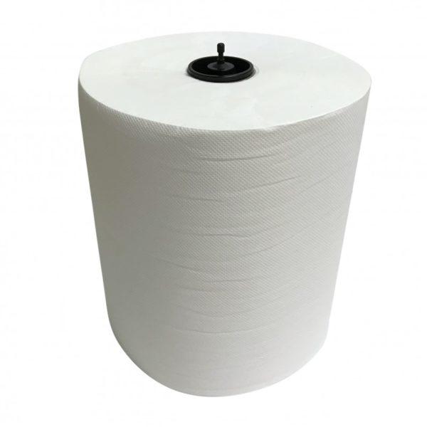 HYGMA Handdoekpapier Matic Rol 2-laag Cellulose 150m