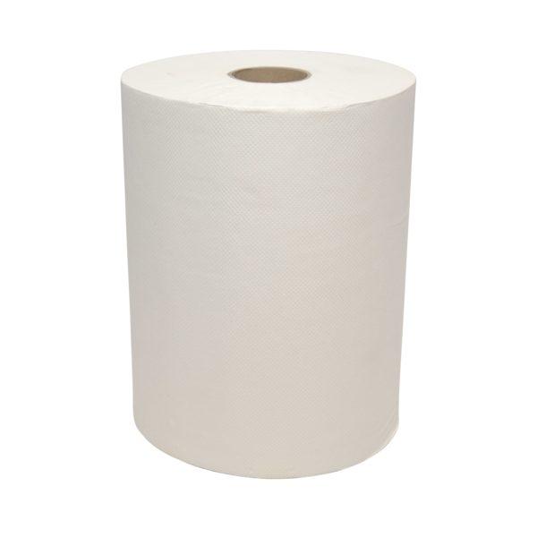 HYGMA Handdoekpapier Mini Matic Rol 2-laag Cellulose 165m