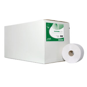HYGMA Toiletpapier Compact 100m 2-laag Recycled Tissue