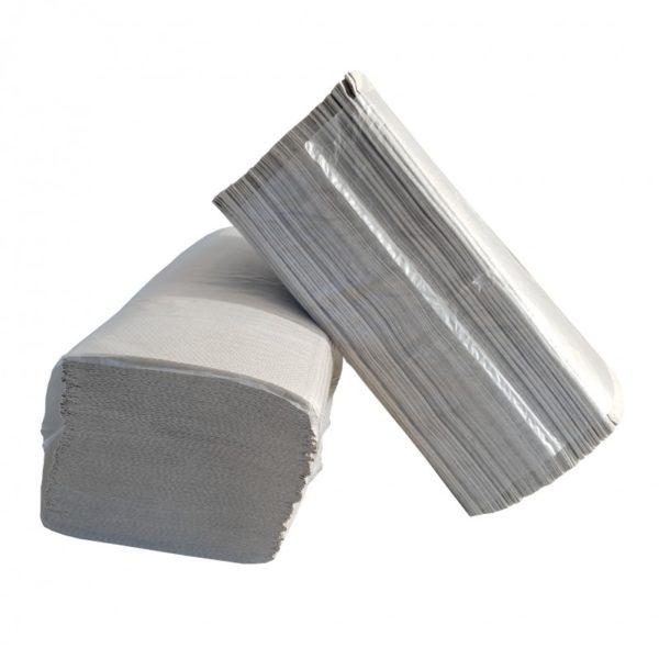 HYGMA handdoekpapier Z-vouw naturel 23x25cm