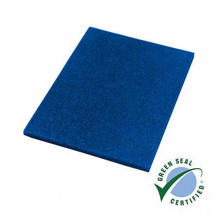 Square pad 35x50cm blue Full Cycle