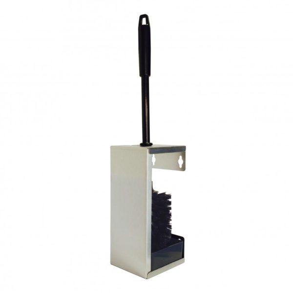 HYGMA toiletborstel compleet RVS