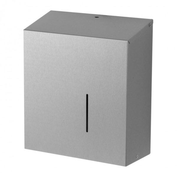 HYGMA Handdoekpapierdispenser RVS