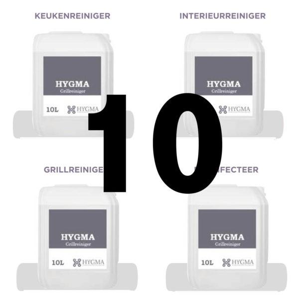 HYGMA Keuken Hygiene 10