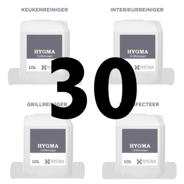 HYGMA Keuken Hygiene 30
