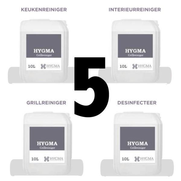 HYGMA Keuken Hygiene 5