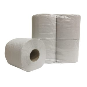 HYGMA Toiletpapier Traditioneel 400vel 2-laag RecyceldTissue