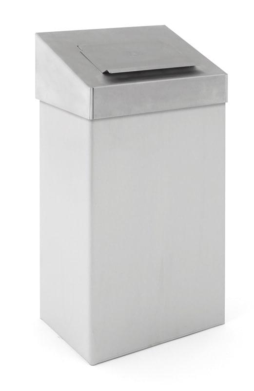 HYGMA hygienebak 18L RVS