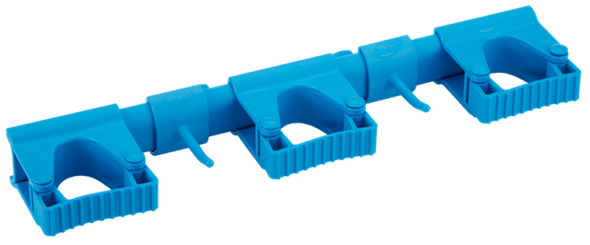 Vikan ophang systeem 420mm blauw